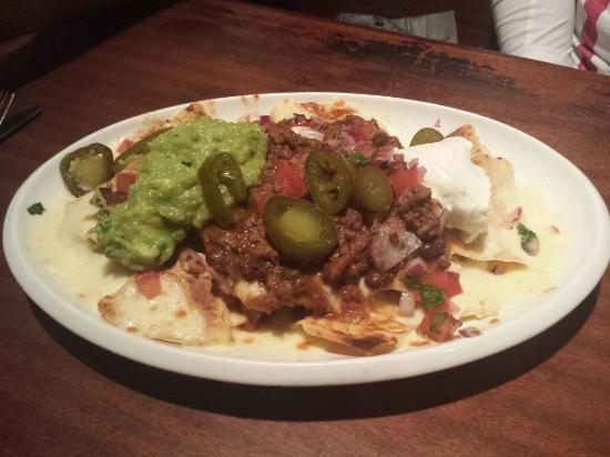 Tribeca Music Bar : Nachos