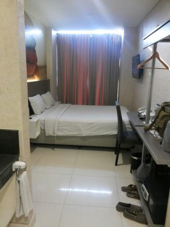 Clay Hotel Jakarta : Bedroom