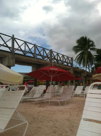 The Boatyard: Boatyard Pier and Beach