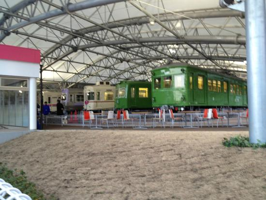 Keio Rail Land: KEIO