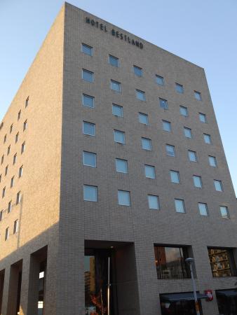 Hotel Best Land : ホテル外観