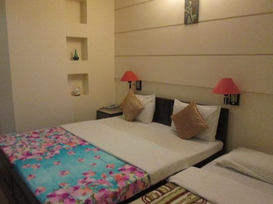 Kim Hotel: Triple room