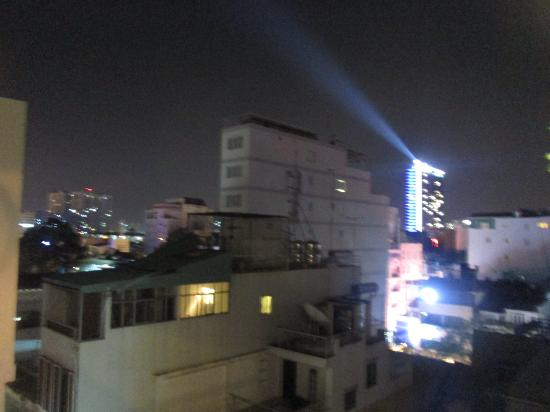 Kim Hotel: view from the room