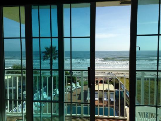 Sea Shells Beach Club View From Room