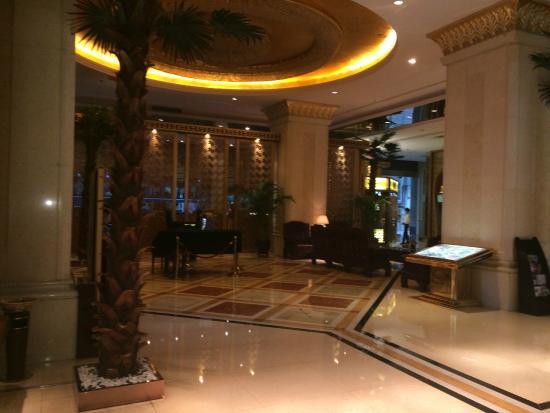 Good International Hotel: Zona de te