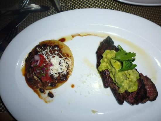 The Grove : Grilled Hanger Steak