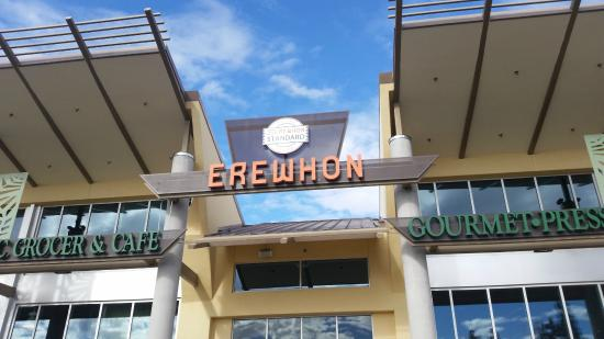 Photo of Sushi Restaurant Erewhon at 7660 Beverly Blvd, Los Angeles, CA 90036, United States