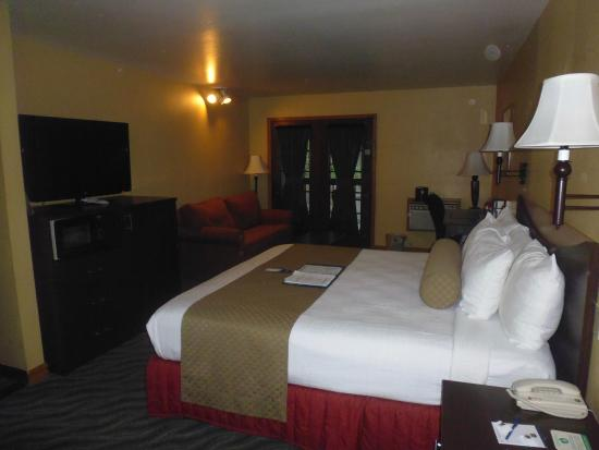 Best Western Plus Rio Grande Inn: King room