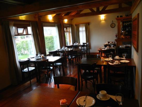 Hosteria Senderos: Senderos dining room