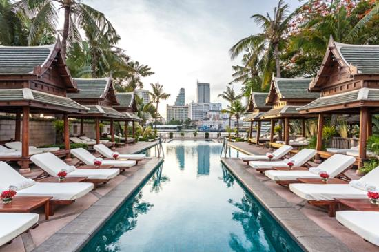 ‪‪The Peninsula Bangkok‬: The Pool‬