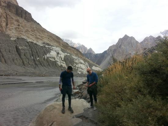 Khunjerab Pass: karakuram highway