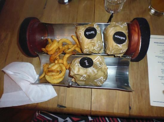 food delivery tubes picture of c1 espresso christchurch tripadvisor. Black Bedroom Furniture Sets. Home Design Ideas