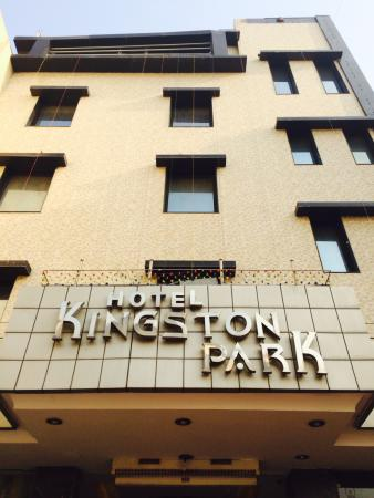 Hotel Kingston Park: Hotel