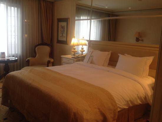 Imperial Palace Seoul : My room