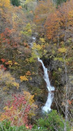 Hebifuchi Fall