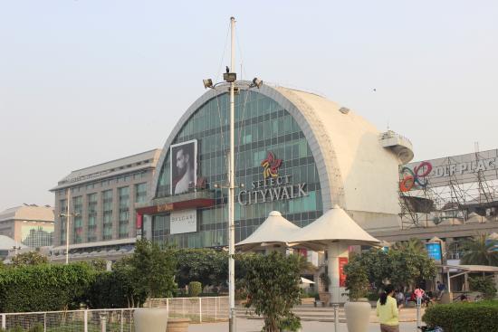 Garden Walk Mall: Picture Of Hilton Garden Inn New