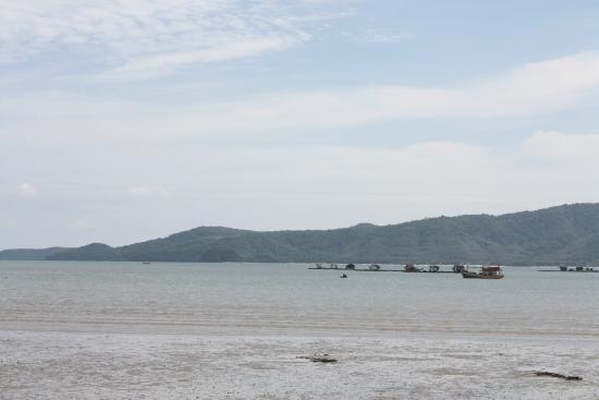Phong Phang Restaurant : View of the bay.