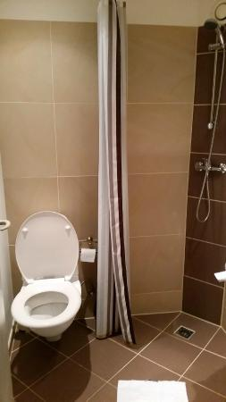 Copenhagen Airport Hotel / Dragor Badehotel : Bathroom
