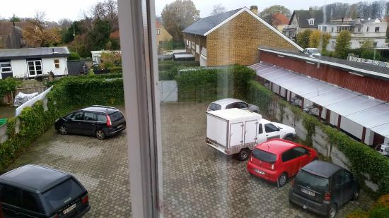 Copenhagen Airport Hotel / Dragor Badehotel : View from window of bedroom