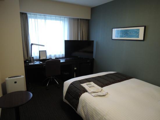 Richmond Hotel Yamagata-ekimae: 客室