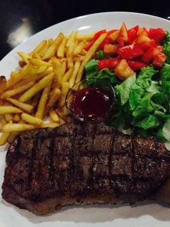 Jimmy S Sports Bar Restaurant Ok So This Steak Is Good If You