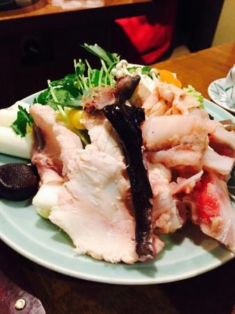 Gansoankonabesansui: 茨城名物のあんこう鍋