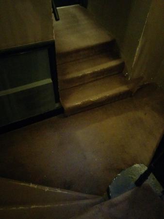 Ballantrae Albany Hotel: Corridor 1