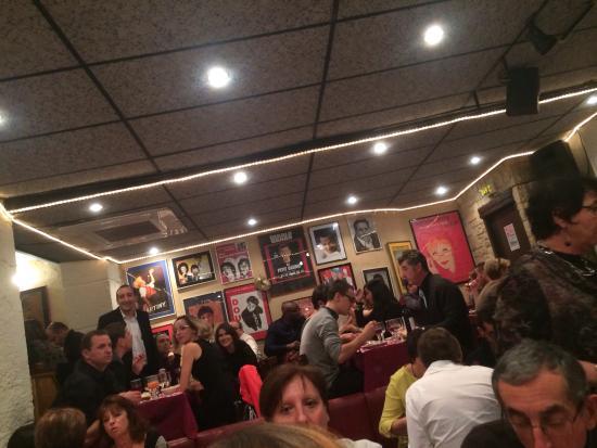 Le Petit Casino : La salle