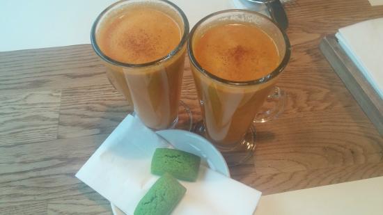 Ragout : напиток имбирь
