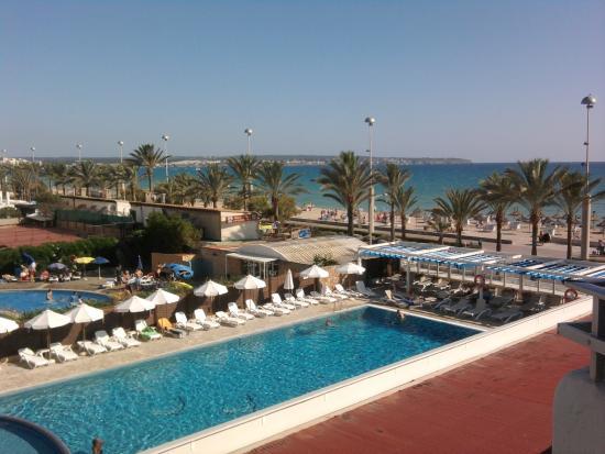 HM Gran Fiesta : piscine