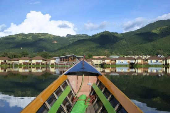 Novotel Inle Lake Myat Min Roaching The Hotel