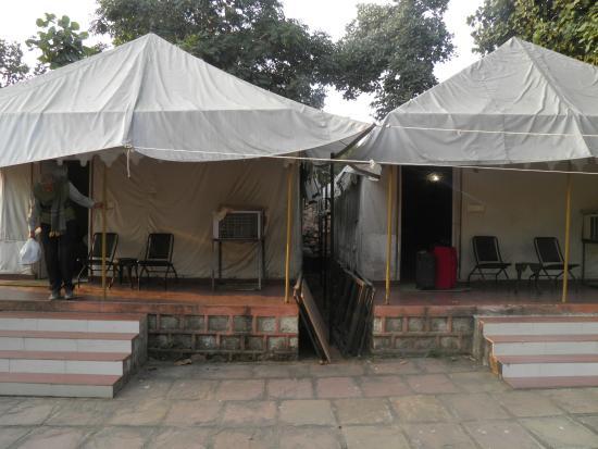 Swiss Tents at Betwa Retreat