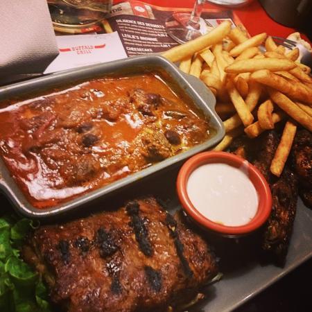 Buffalo grill valence lottissement girodet rue toureur restaurant avis num ro de t l phone - Buffalo grill villenave d ornon ...