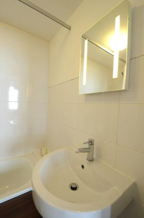 West Rocks Hotel: Deluxe bathroom