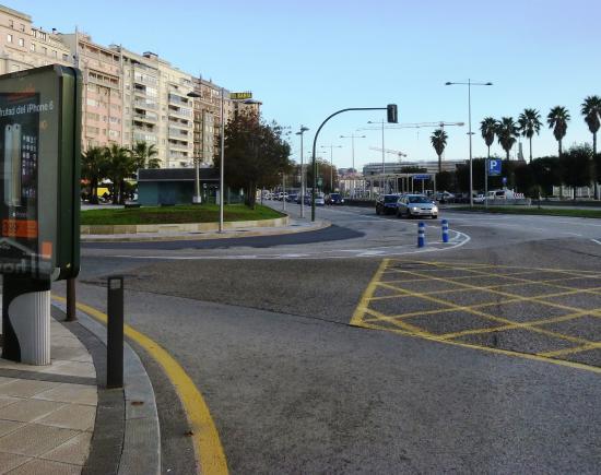 Hotel Bahia Santander Parking
