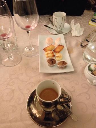 La Table de Francois : Café !