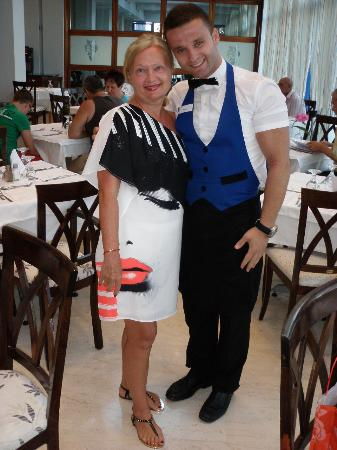 Kresten Palace : Wspaniała, rodzinna atmostera w hotelu