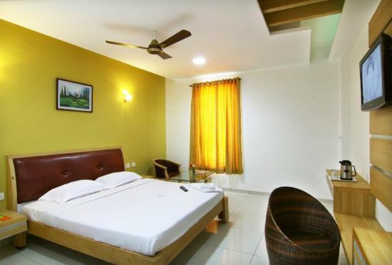 Hotel Annamalai International: Non AC Double Bed Room