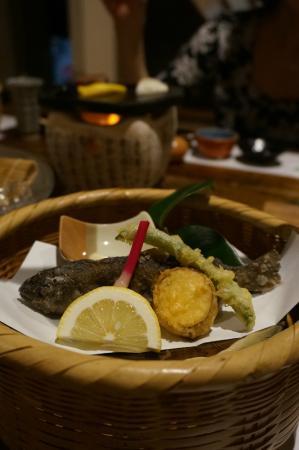 Irifune: 夕飯