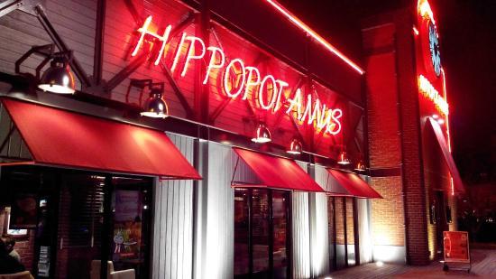 Hippopotamus : La devanture