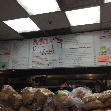 Max S Deli Cafe Boston Ma