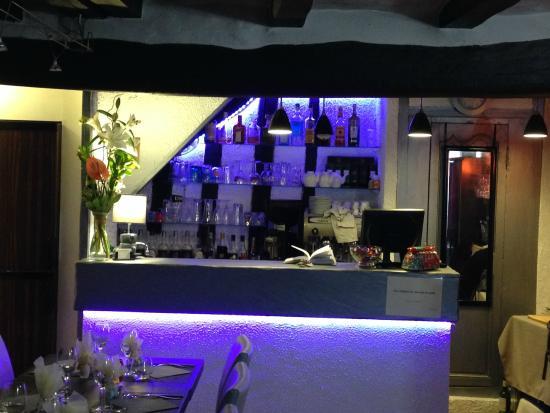 La Table d'Ysoa : le Bar