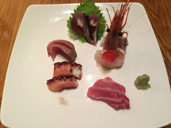 15 East Restaurant: Sushi & Sashimi Omakase