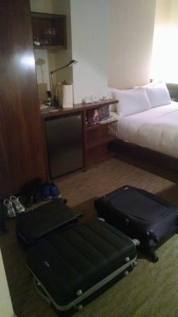 The Gotham Hotel: quarto