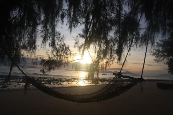 The Sevenseas Resort: sunrise
