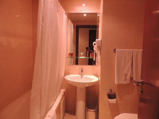 Rive Hotel : Banheiro