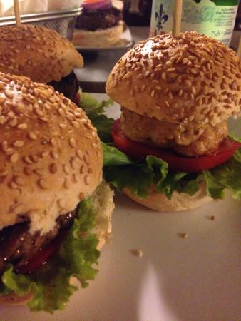 Doc - The Burger House: Tris di hamburger