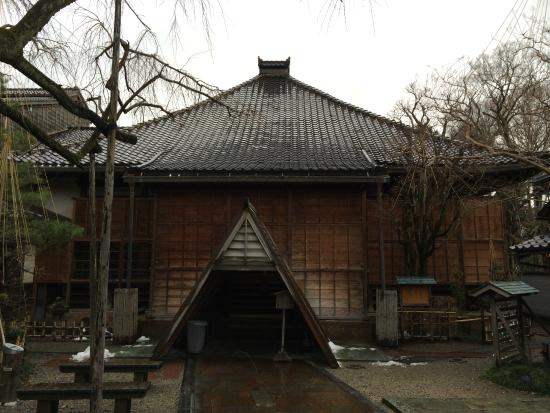 Myoryuji - Ninja Temple : 本堂