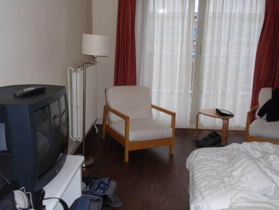 Fletcher Badhotel Callantsoog: Kamer