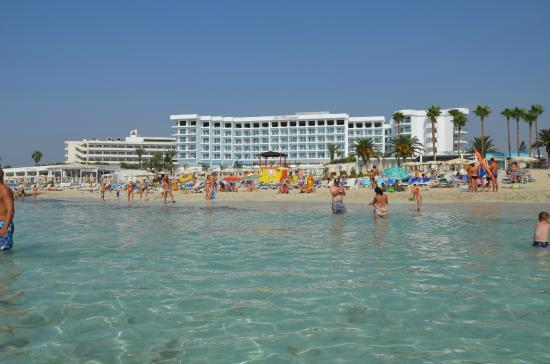 Nissiana Hotel Bungalows Nissi Beach